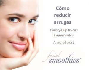 info parches Faciales Smoothies