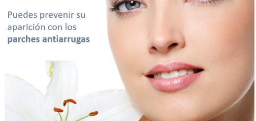 Prevenir arrugas con parches antiarrugas FarmaVenta Frownies Facial Smoothies
