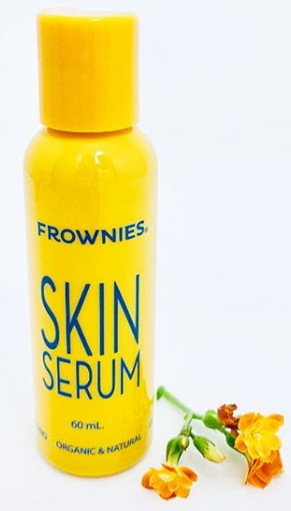 Skin Serum de Frownies para una piel perfecta