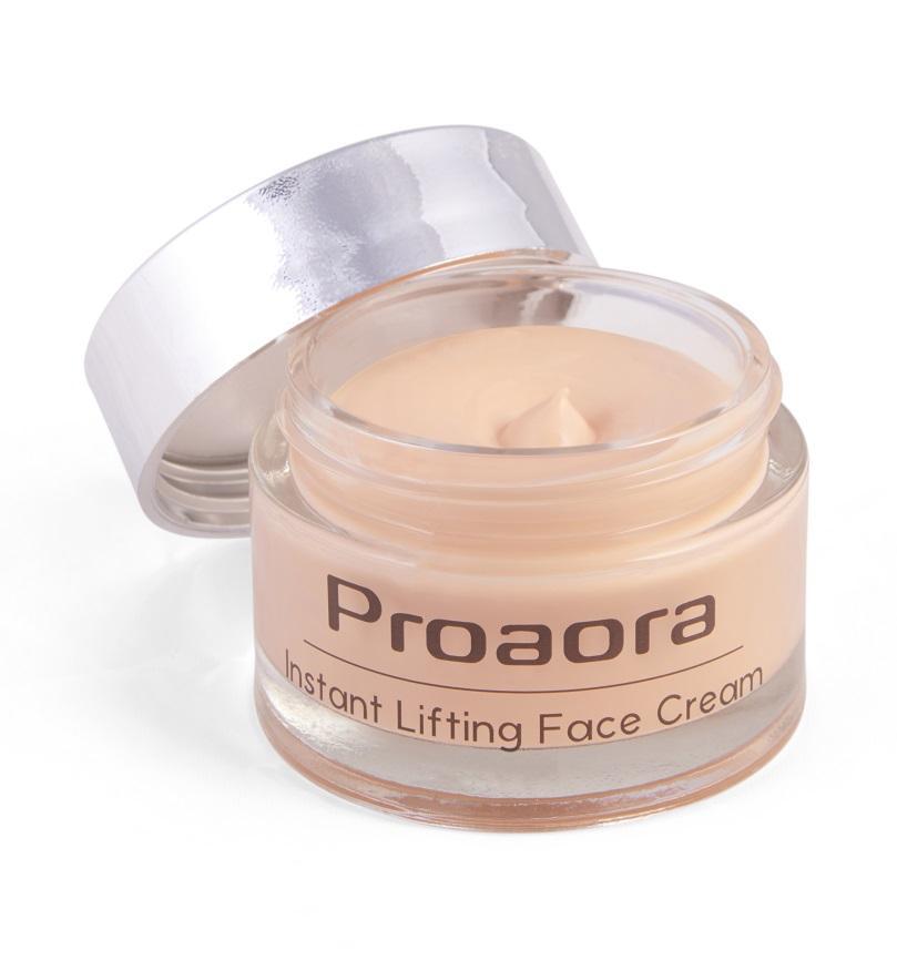Proaora crema con lifting instantáneo para piel hombre y mujer