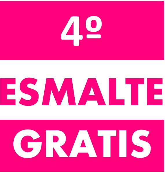 En www.farmaventa.es tienes el cuarto esmalte de Pink Gellac  GRATIS. Paga tres y llévate 4.