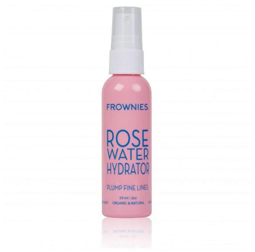 Tonico facial agua de rosas Frownies