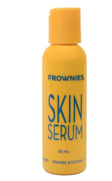 Skin Serum de Frownies apta para pieles con acné y cicatrices