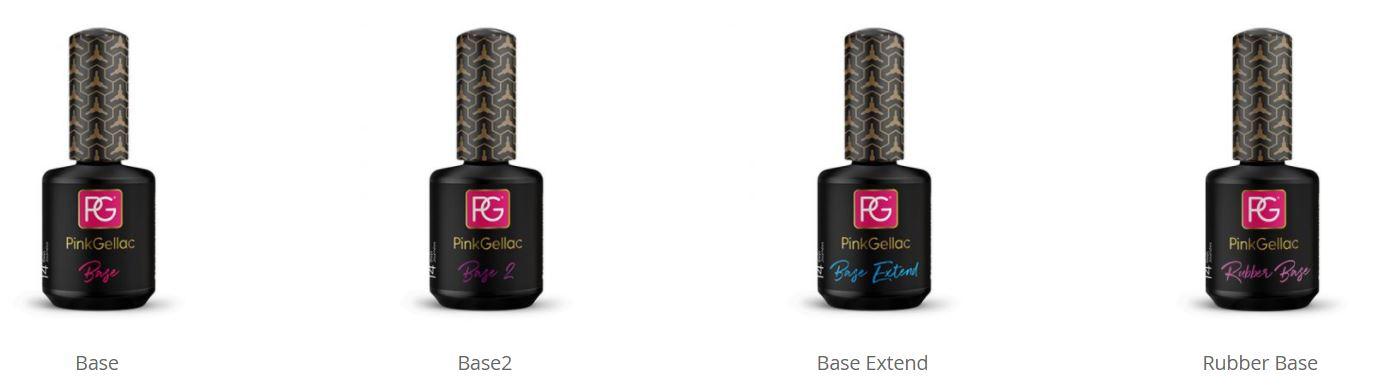 Qué base te conviene más para tu manicura en esmalte de gel permanente?